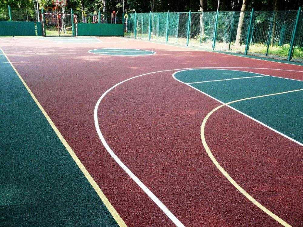 ООО Стандарт - изготовление травмобезопасных покрытий для детских и спортивных площадок,